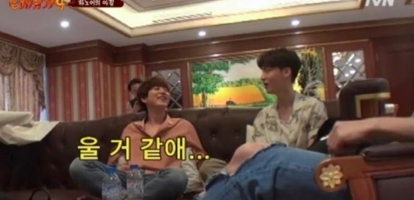Ahn Jae Hyun And Super Junior's Kyuhyun Imagine What It Would Be Like To Become Dads