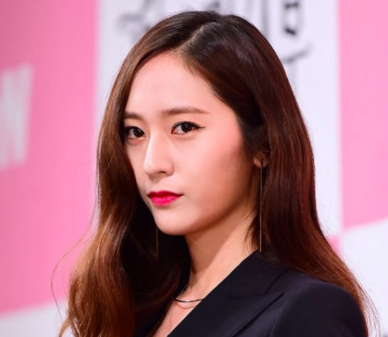 """f(x)'s Krystal Talks About Taking On Goddess Role On """"Bride Of The Water God"""""""