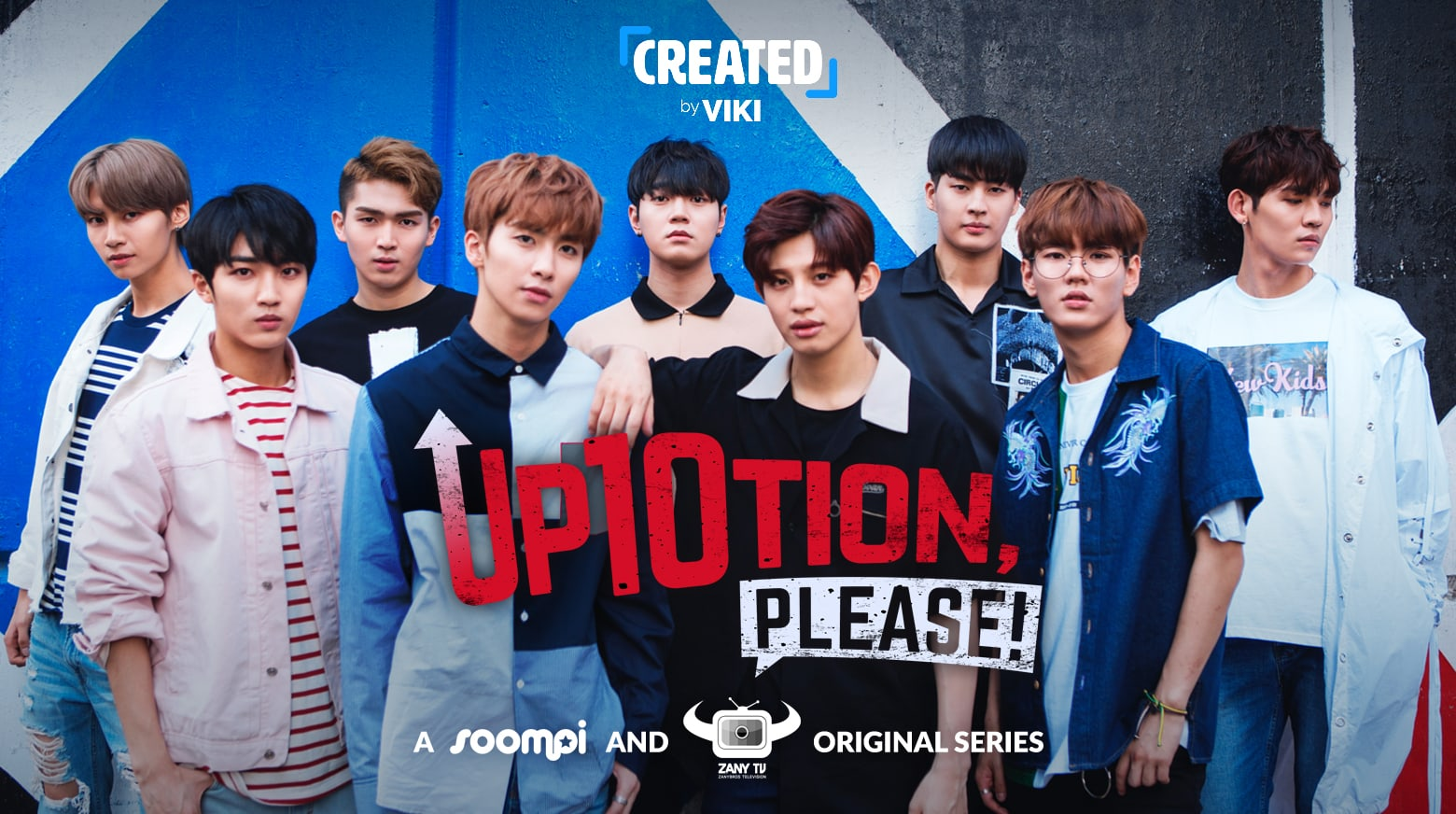 "Exclusive: Soompi and ZANYBROS Partner For Original Variety Series ""UP10TION, Please"""