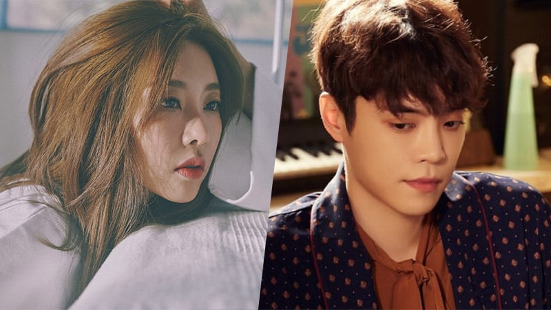 Girl's Day's Sojin And Eddy Kim Revealed To Have Broken Up