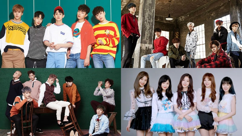 "Highlight, GOT7, BTOB, Red Velvet, And More To Return For ""Music Bank"" Half-Year Special"