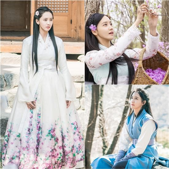 """YoonA Rocks A Variety Of Traditional Outfits In Latest Stills For """"The King Loves"""""""