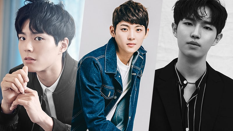 "Kim Tae Min From ""Produce 101 Season 2"" Talks About Park Bo Gum And Wanna One's Kim Jae Hwan"