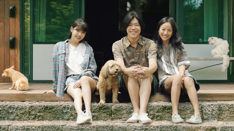 """Lee Hyori, Lee Sang Soon, And IU Are All Smiles In New Posters For """"Hyori's Homestay"""""""