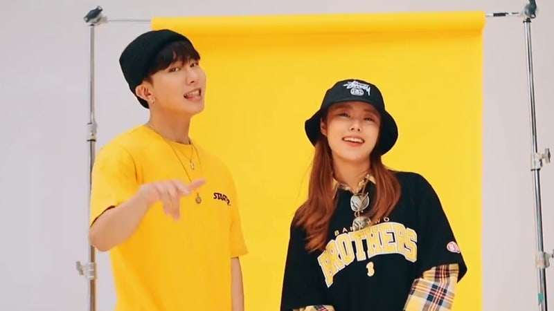 "Watch: BIGSTAR's Jude And MAMAMOO's Wheein Jam Out To ""That's What I Like"" In New Cover Video"