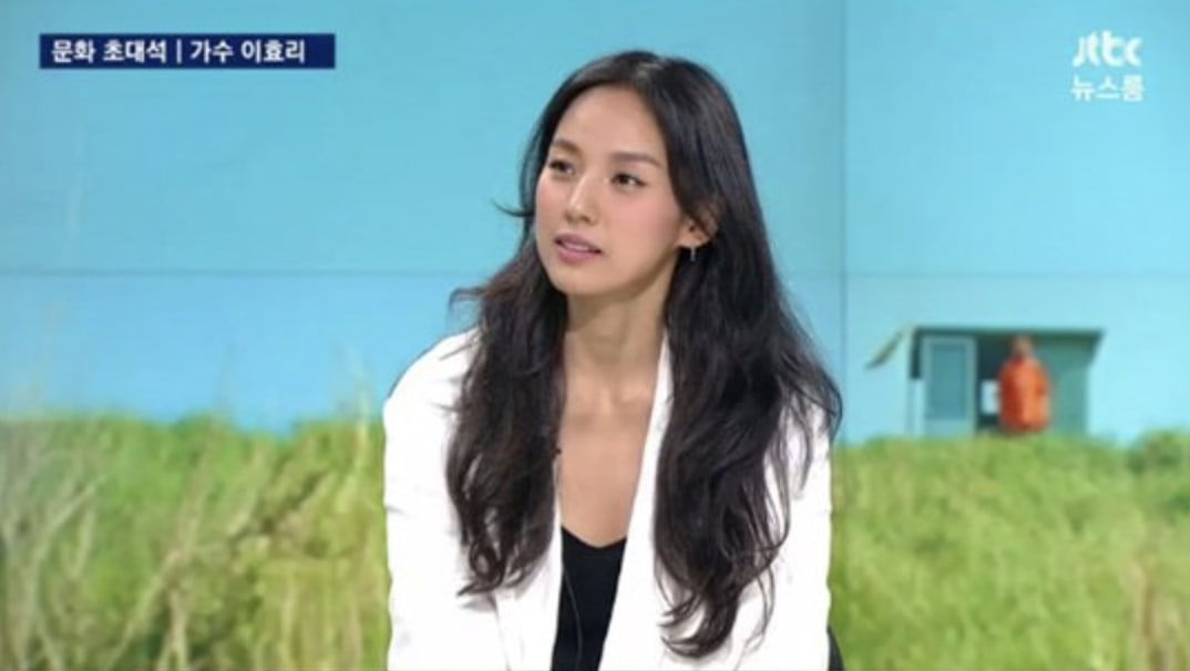 """Lee Hyori Says Her Song """"Diamond"""" Was Inspired By Former Comfort Women"""