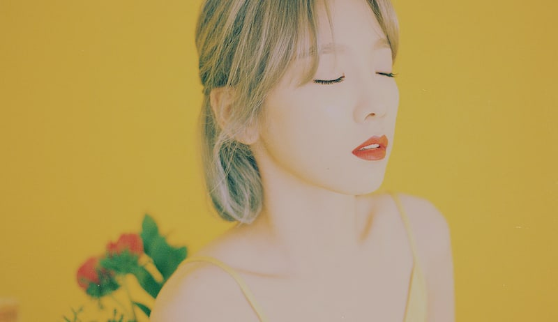 """Taeyeon's """"My Voice"""" Named As One Of """"The 20 Best Albums Of 2017 So Far"""" By Fuse"""