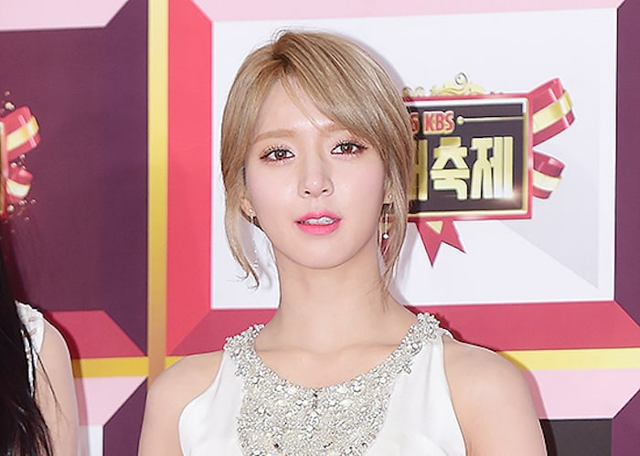 Choa Confirmed To Be Leaving AOA