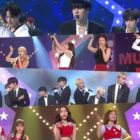 """Watch: GOT7, SEVENTEEN, Red Velvet, And More Perform On """"Music Bank"""" Half Year Special"""
