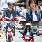 """Chae Soo Bin Embraces New """"Girl Crush"""" Image In Stills For """"Best Delivery Person"""""""