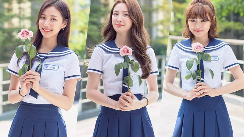"Update: Mnet Reveals Profiles Of Third Batch Of Students For ""Idol School"""
