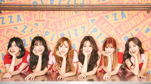 """Apink Succeeds With """"FIVE""""; Soompi's K-Pop Music Chart 2017, July Week 4"""