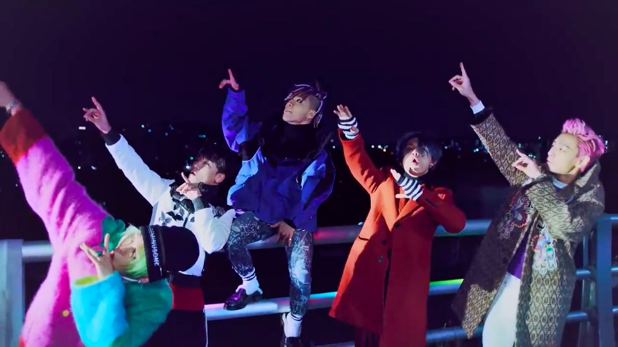 "BIGBANG's ""FXXK IT"" Becomes Their 9th MV To Hit 100 Million Views"