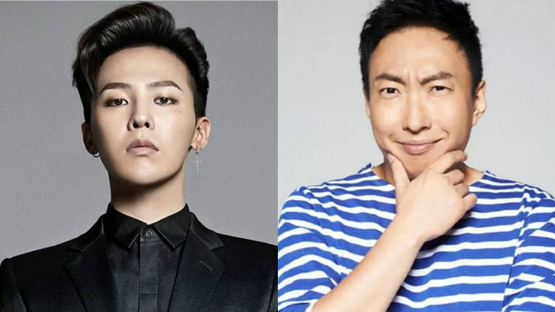 Park Myung Soo Hilariously Gets Rejected After Asking G-Dragon To Lunch