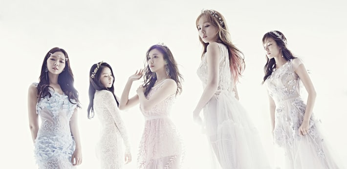 "STELLAR Talks About Their New Song And Reveals That Their Wish Is To Go On ""Weekly Idol"""