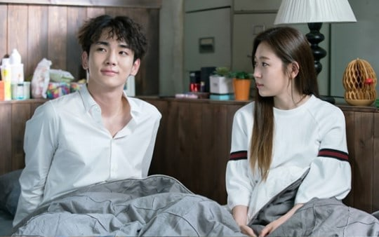 "Kim Seul Gi's And Key's Characters Show Off Couple Vibes In Stills For ""Lookout"""