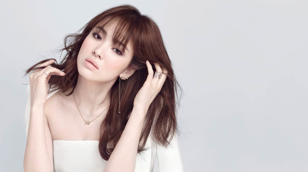 "Song Hye Kyo's Side Responds To ""Section TV"" Report ..."