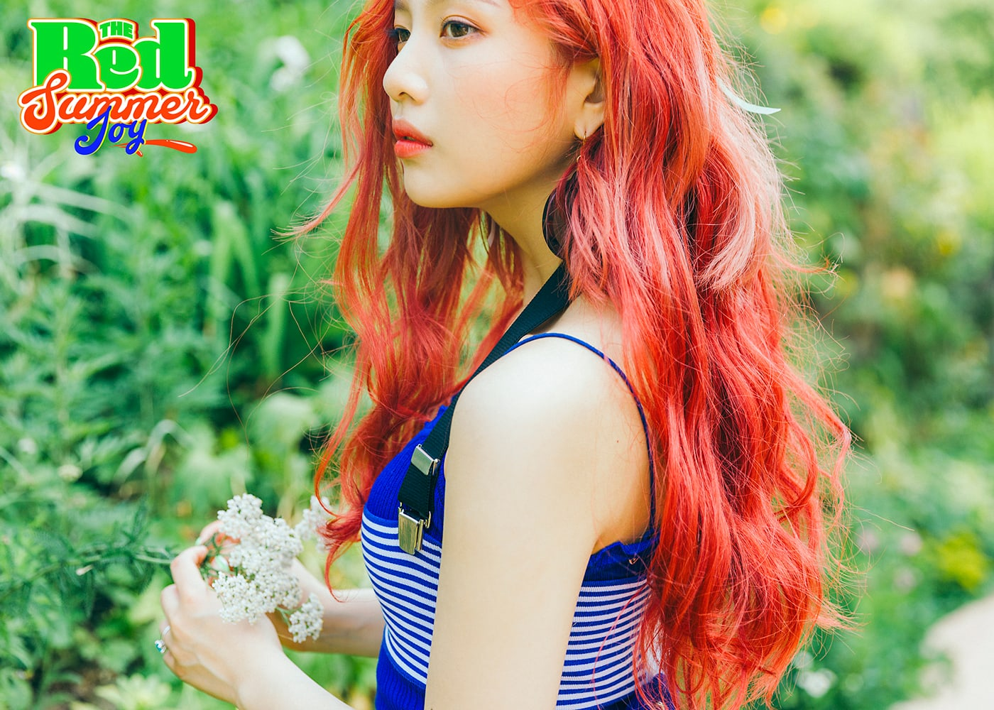 "Red Velvet Shares Joy's Teaser Photos For Comeback With ""The Red Summer"""