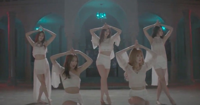 """Watch: STELLAR Shares Mesmerizing Choreography Video For """"Archangels Of The Sephiroth"""""""