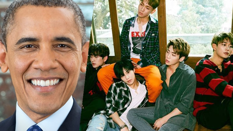 Former U.S. President Barack Obama Mentions SHINee At Asian Leadership Conference