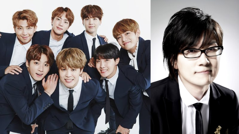 Seo Taiji Reveals Teaser Image And Details For BTS's Upcoming Cover