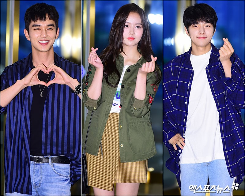 """""""Ruler: Master Of The Mask"""" Cast Shares Thoughts About End Of Filming At Wrap Party"""