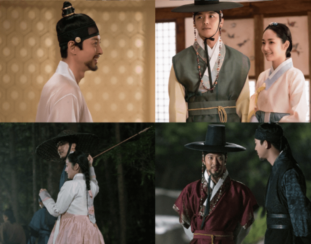 """""""Queen For 7 Days"""" Cast Shows Great Teamwork Despite Obstacles In Behind-The-Scenes Stills"""