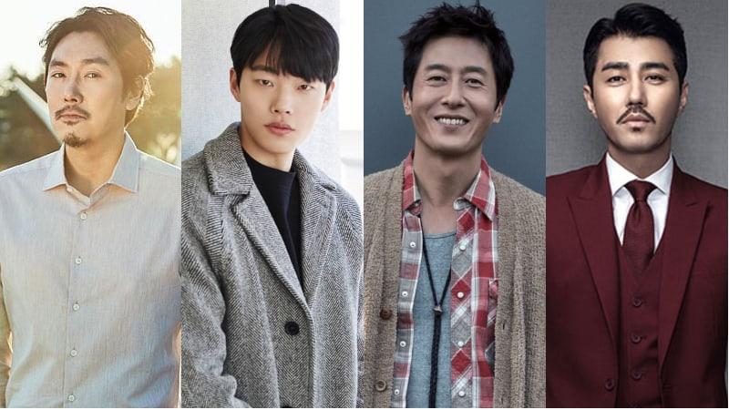 Jo Jin Woong, Ryu Jun Yeol, Kim Joo Hyuk, And Cha Seung Won To Star In Upcoming Film