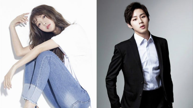 C.I.V.A's Kim Sohee Reveals How She Became Friends With Wanna One's Ha Sung Woon