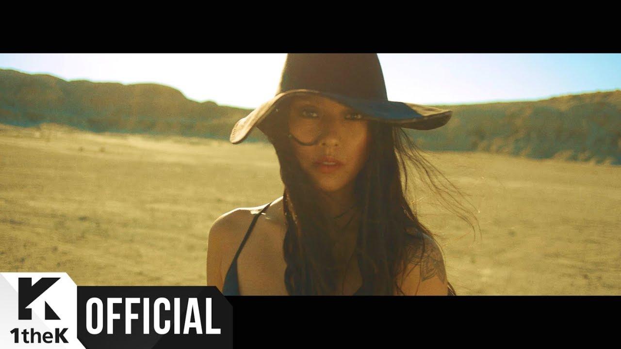 "Watch: Lee Hyori Bares Her Soul In ""Black"" MV"