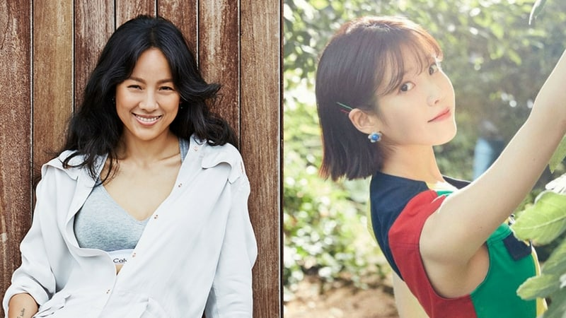 "Lee Hyori Selects IU As Artist Fitting For ""Post-Lee Hyori"" Title"