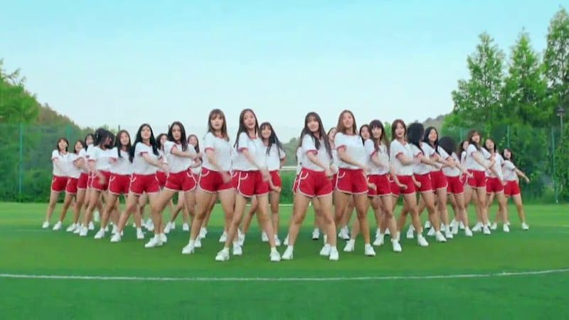 """Mnet Responds To Claims That """"Idol School"""" Video Plagiarized Japanese Advertisement"""