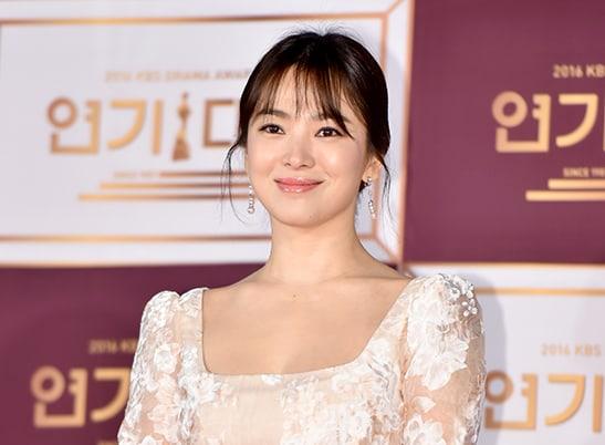 Song Hye Kyos Agency Denies Rumors Of Pregnancy + Knowledge Of Dating Timeline