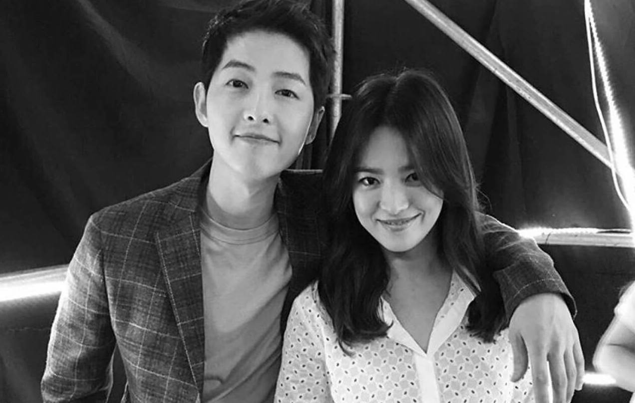 """""""Section TV"""" Responds To Song Joong Ki And Song Hye Kyo's Engagement News"""