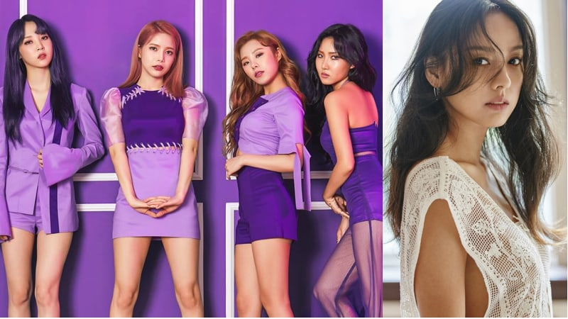 MAMAMOO Reacts To Hearing That Lee Hyori Has Her Eyes On Them