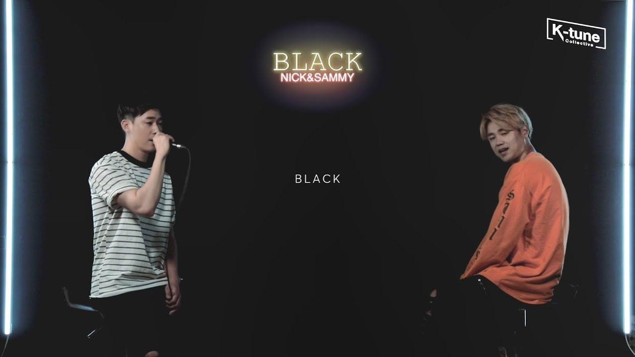 "Update: Nick & Sammy And IONE Put Their Own Spins On Lee Hyori's ""Black"""
