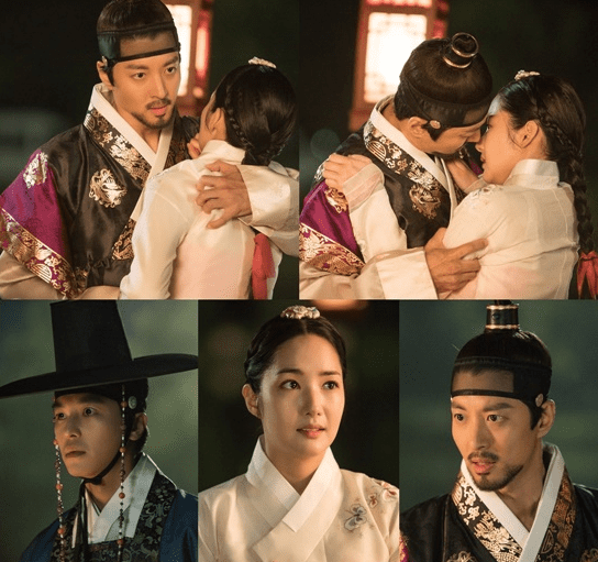 """""""Queen For 7 Days"""" Teases Start Of Emotional Love Triangle With Stills For Upcoming Episode"""