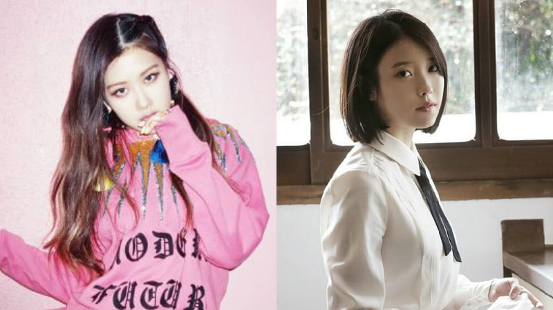 BLACKPINK's Rosé Responds To Being Chosen By IU As A Singer She'd Like To Collaborate With
