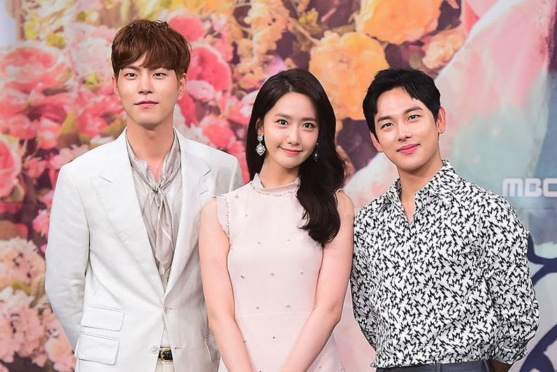 """YoonA Compares Her """"The King Loves"""" Co-Stars Im Siwan And Hong Jong Hyun"""