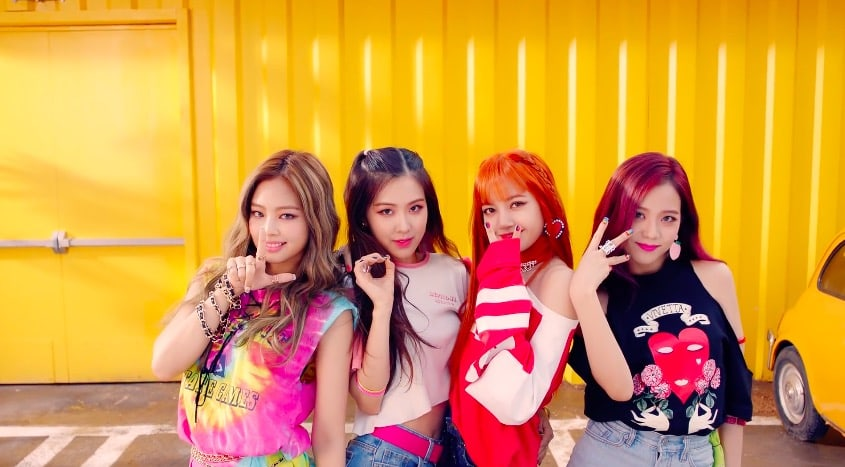 "BLACKPINK Breaks Record For Fastest K-Pop Group To Reach 50 Million Views With ""As If It's Your Last"""