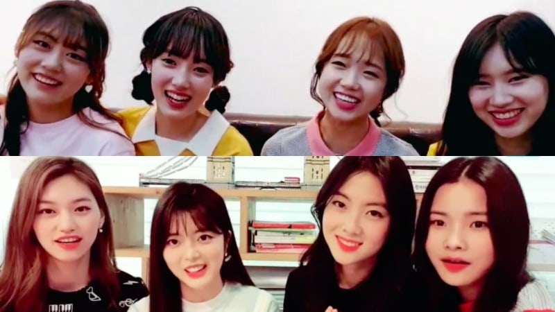 Fantagio's New Girl Group (Including I.O.I's Choi Yoojung And Kim Doyeon) Reveals Name And Debut Plans