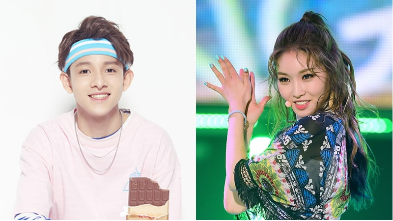 Samuel Kims Debut Album To Include Song Featuring Kim Chungha