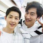 Lee Kwang Soo Hilariously Responds To Song Joong Ki And Song Hye Kyo's Engagement News