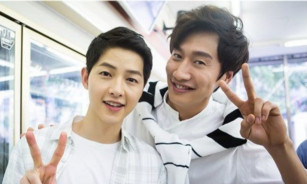 Lee Kwang Soo Hilariously Responds To Song Joong Ki And Song Hye Kyo's Engagement News