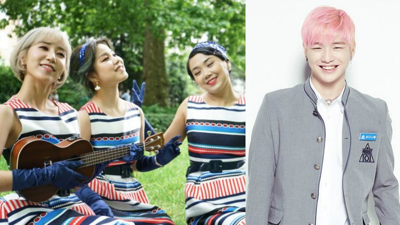 The Barberettes's New Title Track Was Inspired By Wanna One's Kang Daniel
