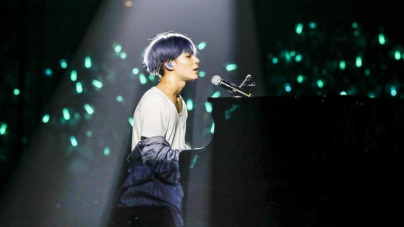 SHINee's Taemin To Hold First Korean Solo Concert