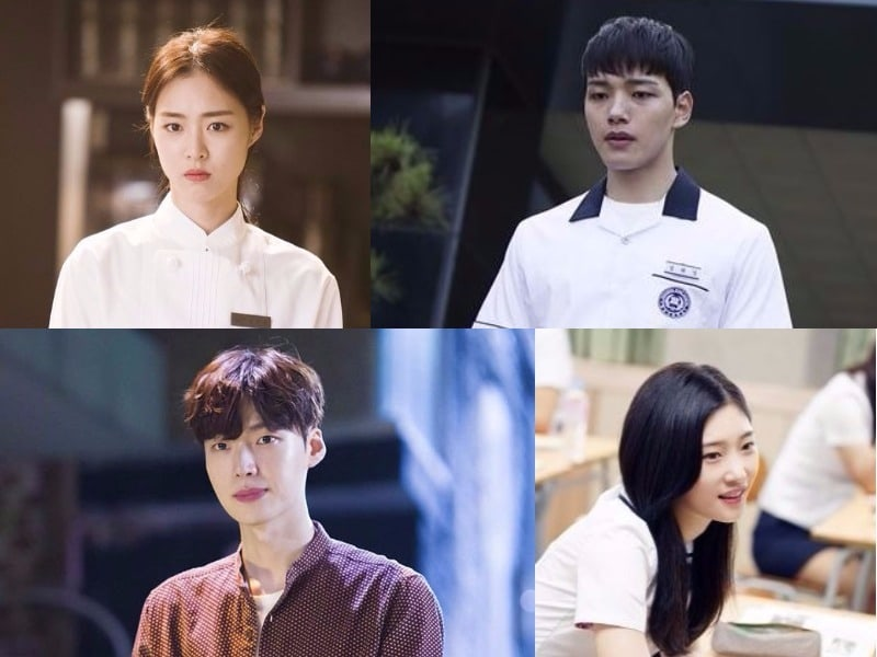 Upcoming Fantasy Drama Shares Stills Of Yeo Jin Goo, Lee Yeon Hee, Ahn Jae Hyun, And Jung Chaeyeon
