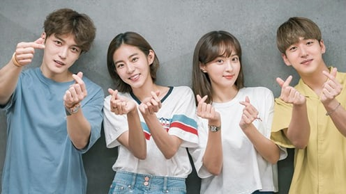"""Cast Of """"Manhole"""" Show Off Perfect Comedic Chemistry At First Script Reading"""