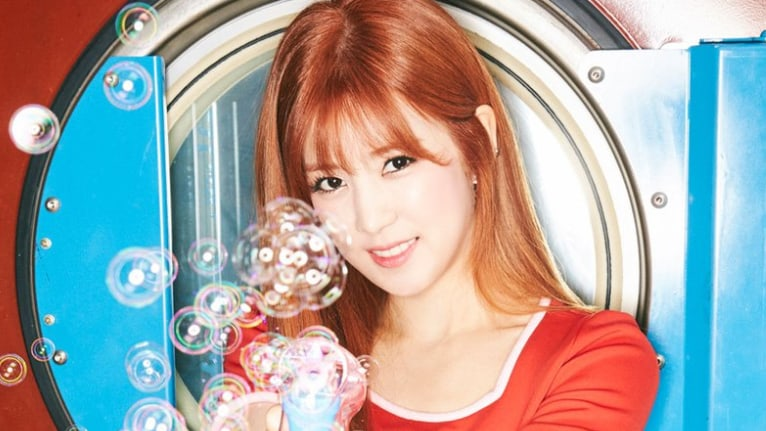 Apink's Chorong Reveals Which Talented Female Idol Vocalist She Wants To Become Friends With