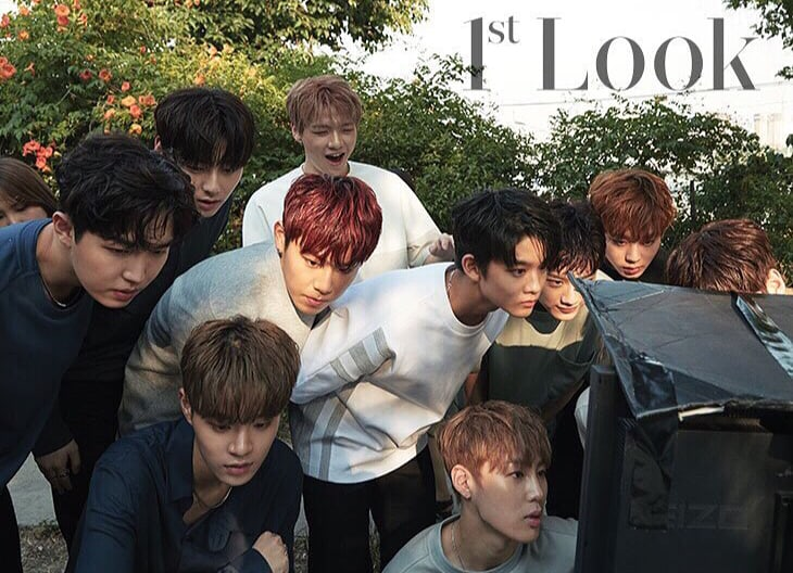 Wanna One Works Hard And Looks Great In Behind-The-Scenes Cuts From First Magazine Photo Shoot